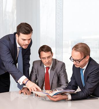 Telomere Capital team